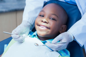 Your children's dentist advises parents on regular care for their sons and daughters.